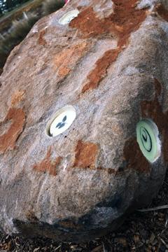 Charged Landscape Sculpture