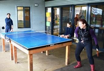 Table Tennis #Fun